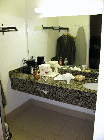 BEST WESTERN Inn of Chandler: The sink and counter
