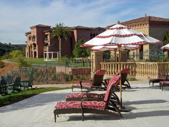 The Grand Del Mar: The South End of the Hotel