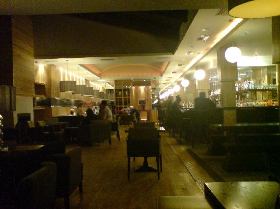 Otherwise Nice Bar Picture Of Westport Woods Hotel