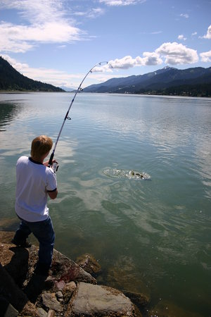 fishing in Juneau
