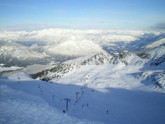Whistler, Kanada: !