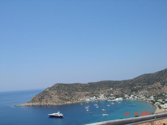 Elies Resort Sifnos: Vathy Bay