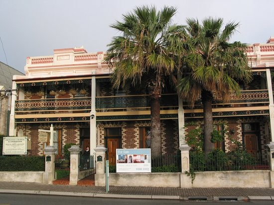 Fremantle Colonial Accommodation - Terra