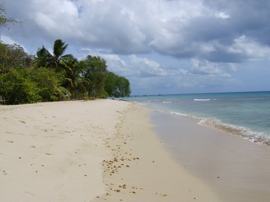 Saint Peter Parish, Barbados: the beach