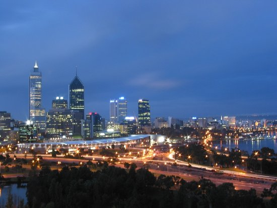 Perth - Skyline