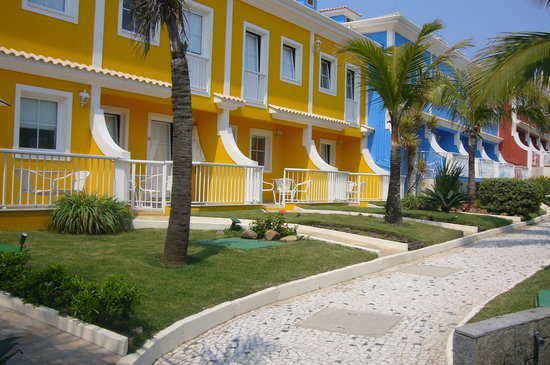 Vila do Farol: Rooms in 1st floor have balconies