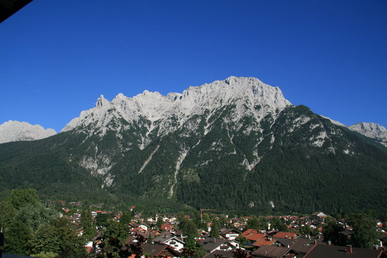 Mittenwald accommodation