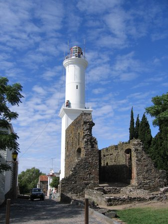 Colonia del Sacramento, Uruguay: Light house