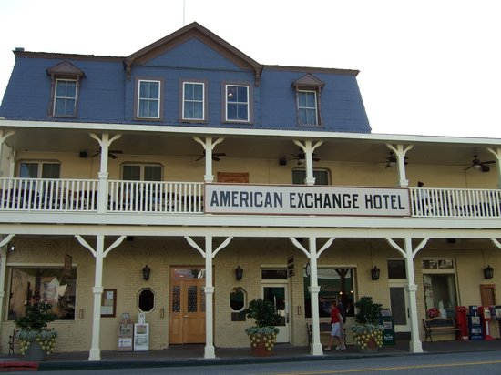 ‪The American Exchange Hotel‬