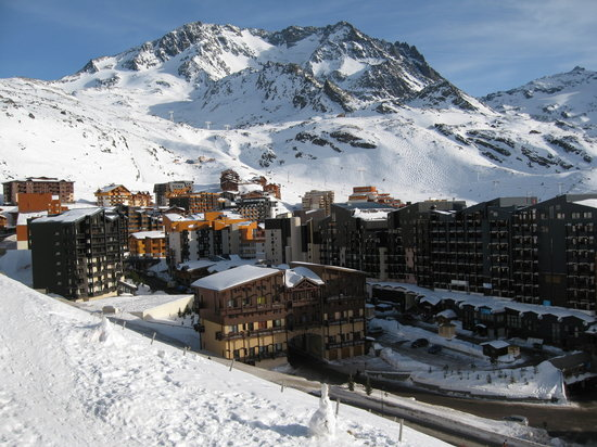 hotell Val Thorens