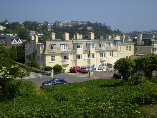 The Headland Hotel