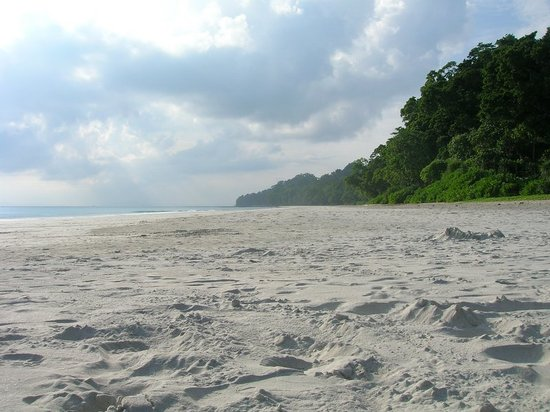 Andaman and Nicobar Islands, India: Radhanagari - Beach No. 7 at Havelock