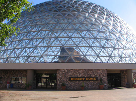 Henry Doorly Zoo: The Desert Dome