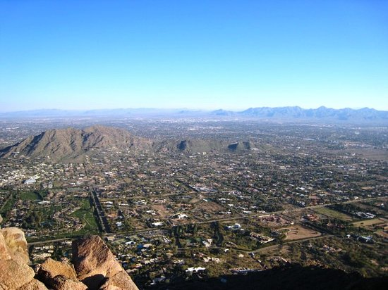 Phoenix, AZ: Mummy Mountain