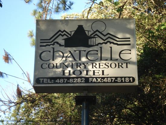 Hotel Chatelle Country Resort