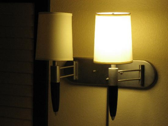 Extended Stay America - Las Vegas - Valley View: The light cannot work