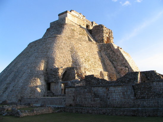 Santa Elena, Meksika: Uxmal