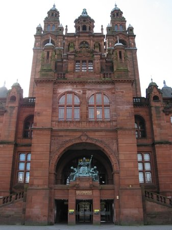 Glasgow - Kelvingrove Museum