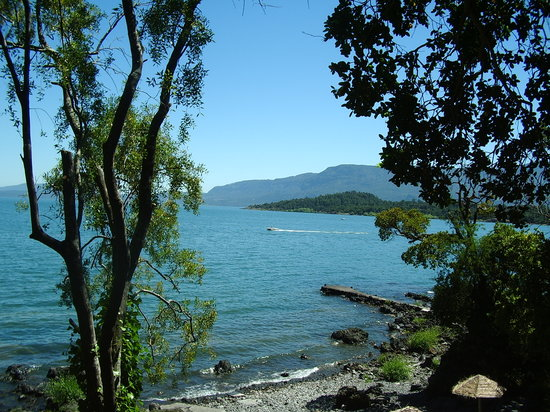 Pucon, Chile: Lakeview