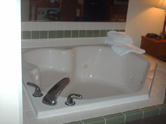 Baymont Inn and Suites Indianapolis: The whirlpool