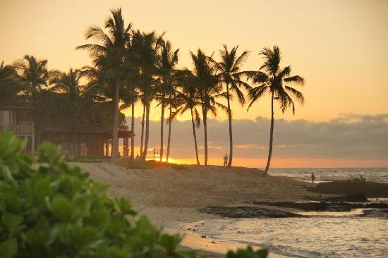 Four Seasons Resort Hualalai at Historic Ka'upulehu: Four Seasons Hualalai: Another perfect sunset