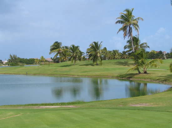 Caye Chapel, Belize: golf