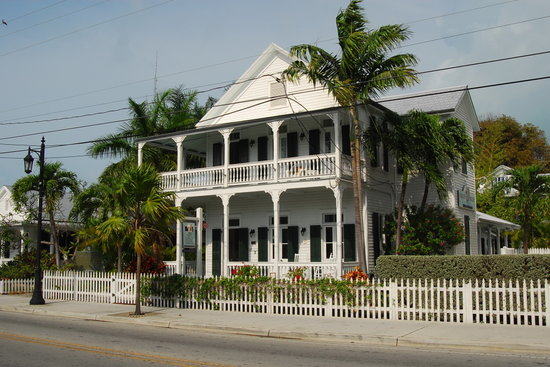 The Conch House Heritage Inn: Conch House