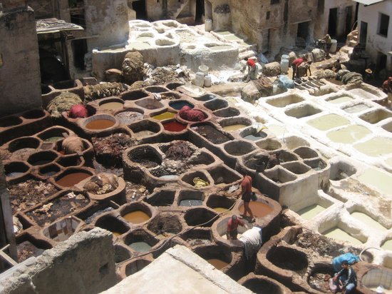 Fes Attractions