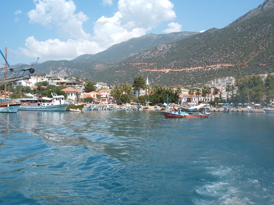 Kas harbour