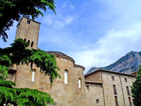 Monasterio de Leyre