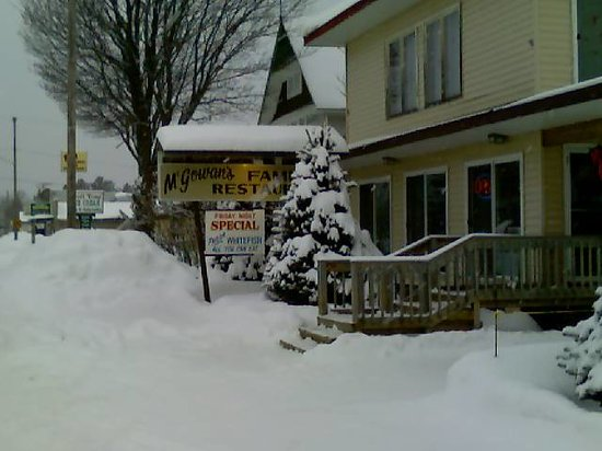 McGowan's Motel & Restaurant