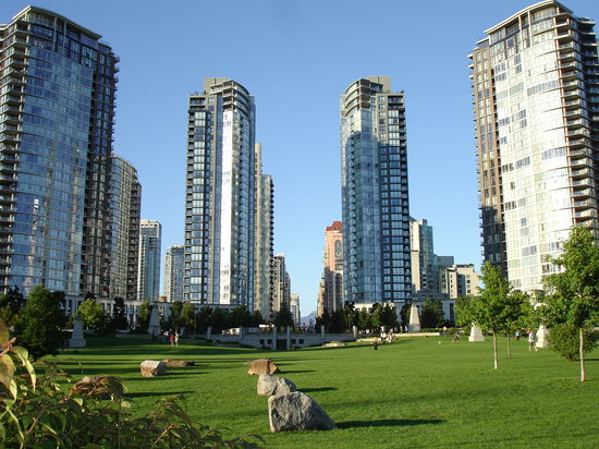 Vancouver, Canad: Cozy downtown !