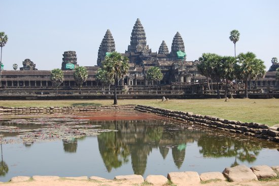 Siem Reap, Cambodja: Angkor Wat
