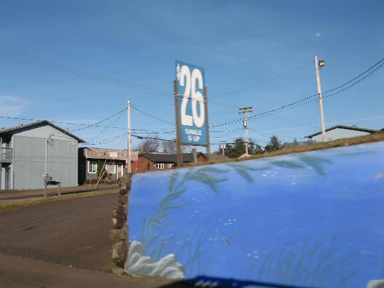 Summer Wind Budget Motel: Price advertised