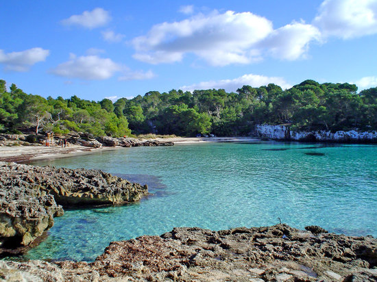 Ciudadela, Espagne : Cala En Turqueta 