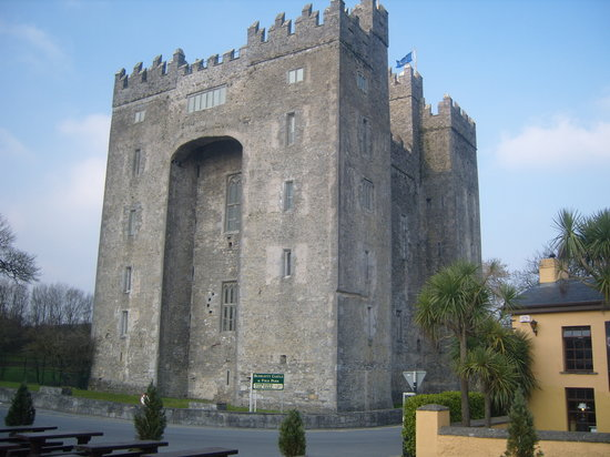 Limerick, Ierland: Bunratty Castle