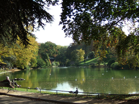 Parc Montsouris Paris France Hours Address Park