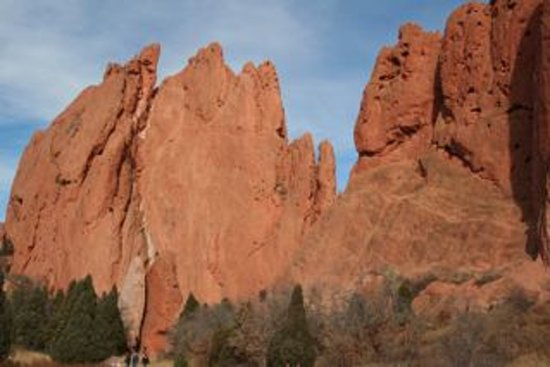 Manitou Springs, : Garden of the Gods