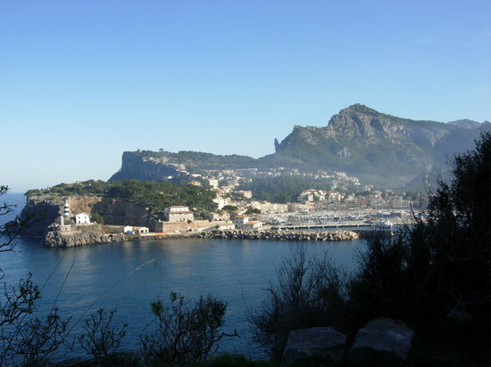 On the walk to Port Soller