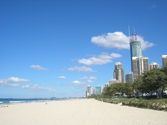 hotell Surfers Paradise