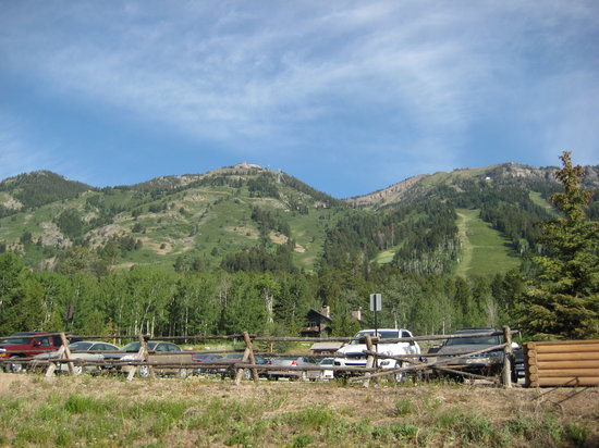Teton Village restaurants