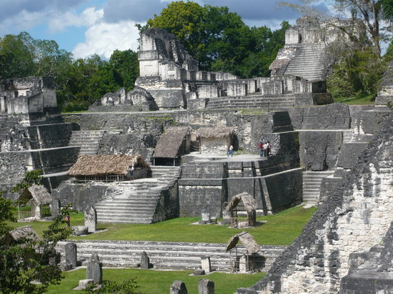Belmopan, Belize: Tikal