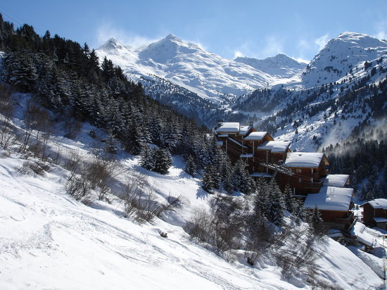 Meribel accommodation