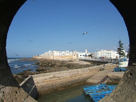 Essaouira, Morocco: Classic view