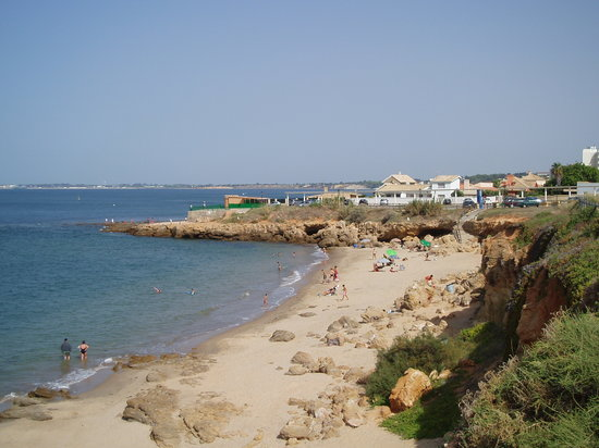 El Puerto de Santa Maria, Spanyol: local beach