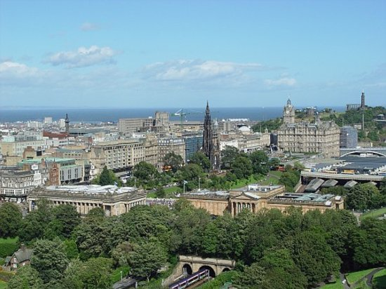 Edinburgh Vacations, Tourism and Edinburgh, United Kingdom Travel ...