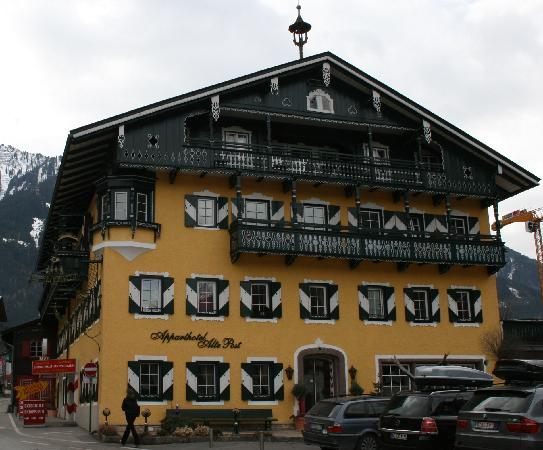 Photo of Apparthotel Alte Post Mayrhofen