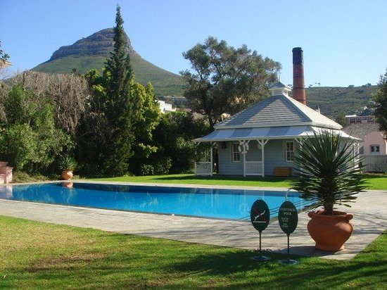 Mount Nelson Hotel by Orient-Express: One of the swimming pools