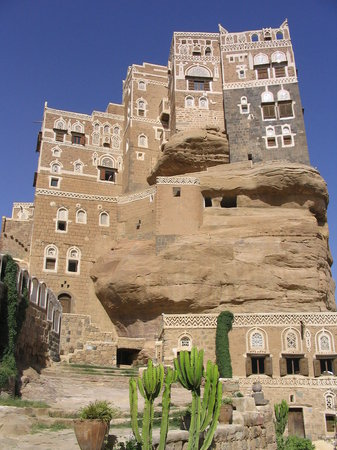 Yemen: Wadi Dhar another side