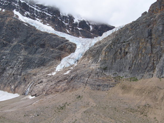 , : Angel Glacier